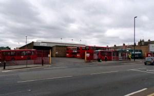 Arriva London Enfield (E) Bus Garage
