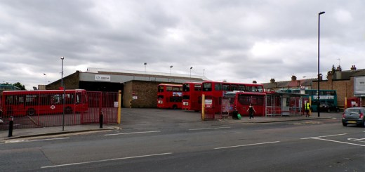 Arriva London Enfield (E) Bus Garage