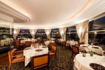 Restaurant gastronomique La Rotonde des Trésoms - Menu de fête