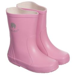 Wearing rubber boots for life