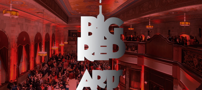 Big Red for the Arts 2016