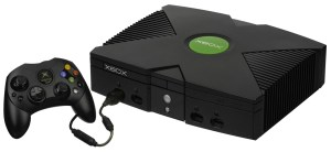 consola de videojuegos XBOX