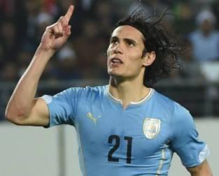 Edinson Cavani - Selección de Uruguay