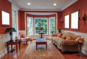 how to decorate a large living room with little furniture red grey ideas decorating bay window - levi's 4 floors