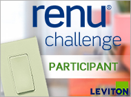 The Renu Challenge from Leviton