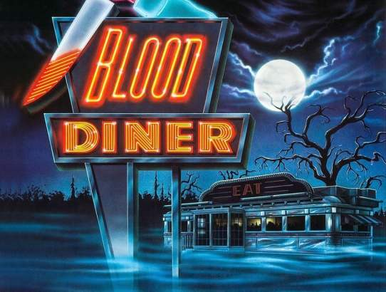 2018 31 Days of Scary Movies - October 24 - Blood Diner
