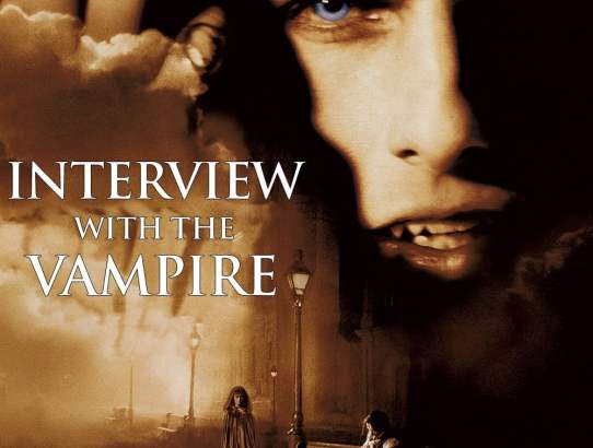 2018 31 Days of Scary Movies - October 3 - Interview with the Vampire