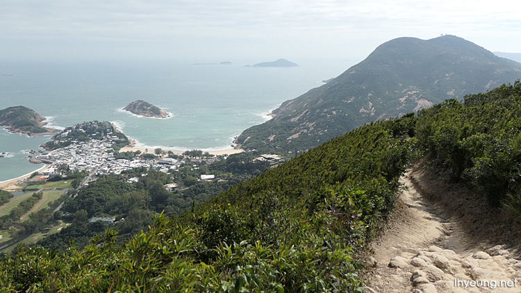 Hiking in Hong Kong - Trail Section 8 Dragon's Back | LH Yeung.net Blog - AniGames