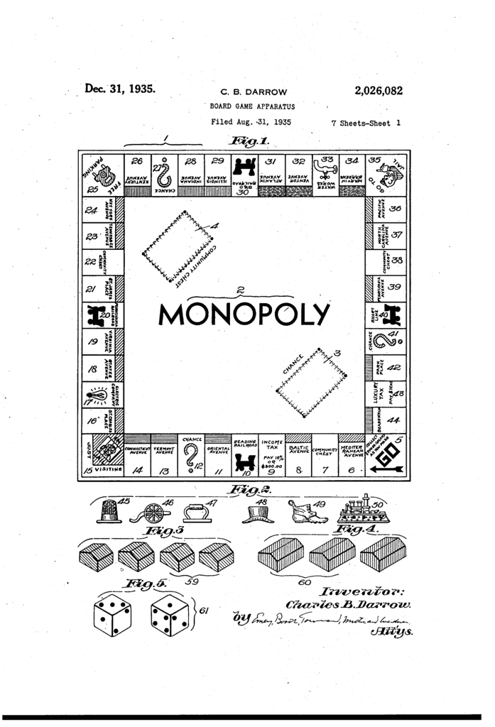 A Real Life Game of Monopoly