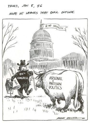 Political Cartoons Exhibit Sampler- The University of Iowa
