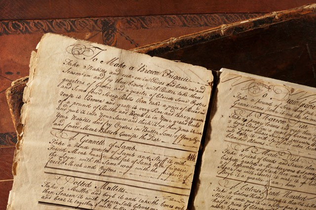 Want to Make Historic Recipes The University of Iowa Libraries