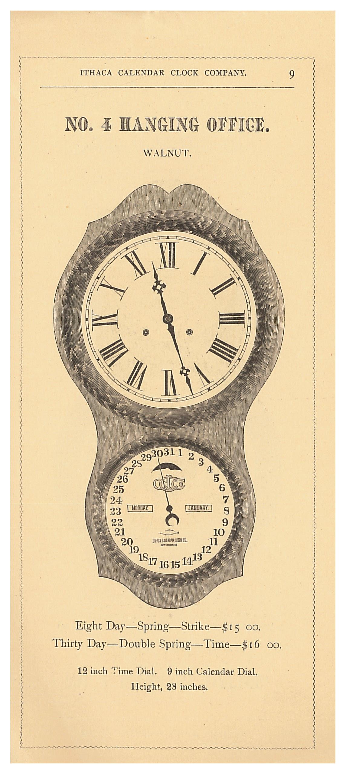 Both A Calendar And A Clock