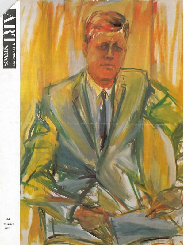Elaine De Kooning Portraits In Art And Artist Files Smithsonian Libraries Unbound