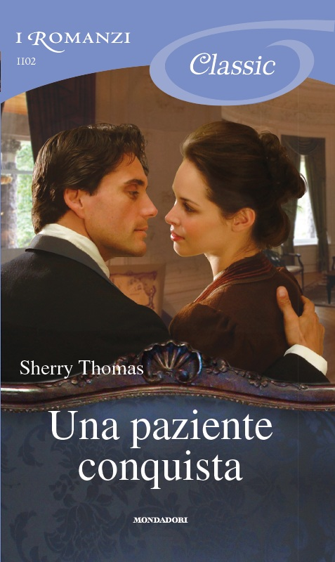 Una Paziente Conquista Book Cover