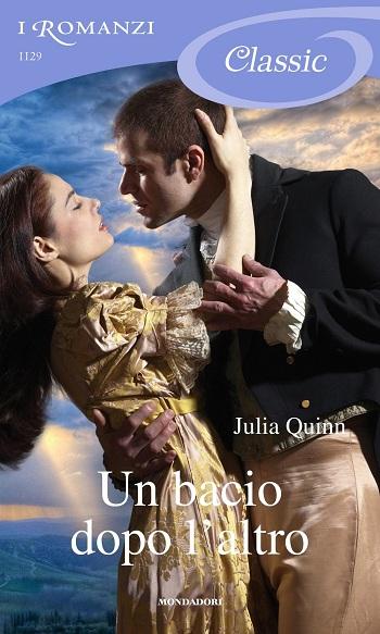 Un Bacio Dopo l'Altro Book Cover