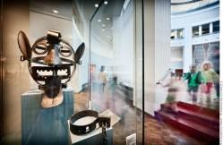 Museum für Kunst und Kulturgeschichte Dortmund - Schandmaske. Foto © Dietrich Hackenberg