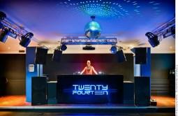 twenty fourteeen - DJ-Pult. Foto © Dietrich Hackenberg