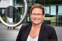 Ministerbesuch bei Wilo am 16.07.2019 in Dortmund. Daniela Mohr, stellvertretende Vorsitzende des Betriebsrats und Arbeitnehmervertreterin im Aufsichtsrat.