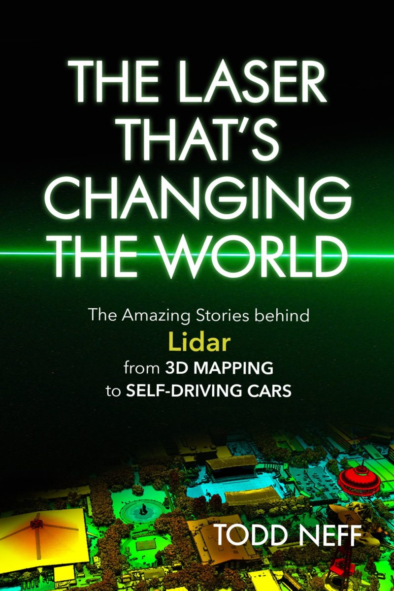 Picture of Book Cover the laser that's changing the world