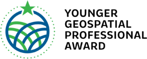 logo for Younger Geospatial Professional