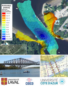 Images for Hydrographic and Lidar Survey Summer School