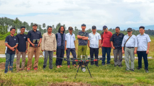 Photo of Terra Drone Indonesia Team