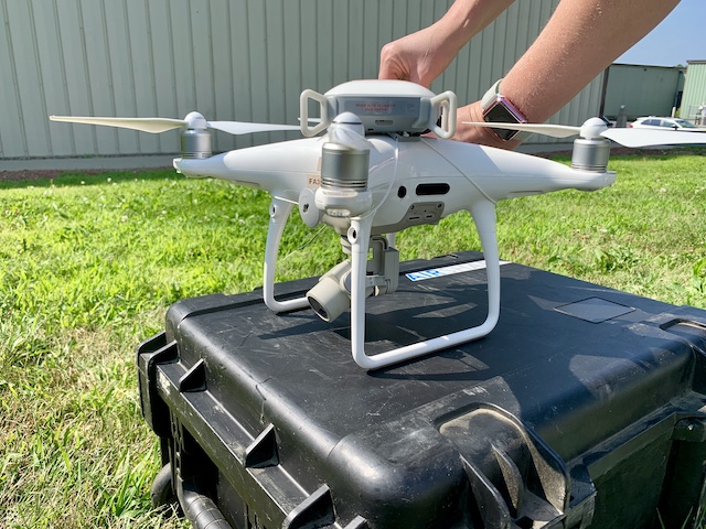 image of UAS for ARE Corp. Granted Permission for Flights Over People