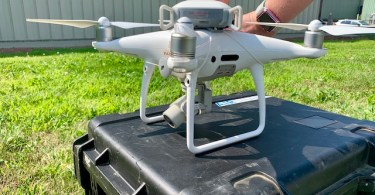 image of UAS for ARE Granted Permission for Flights Over People