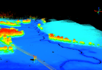 image of ARE Maps Great Bay Estuary with UAS Lidar