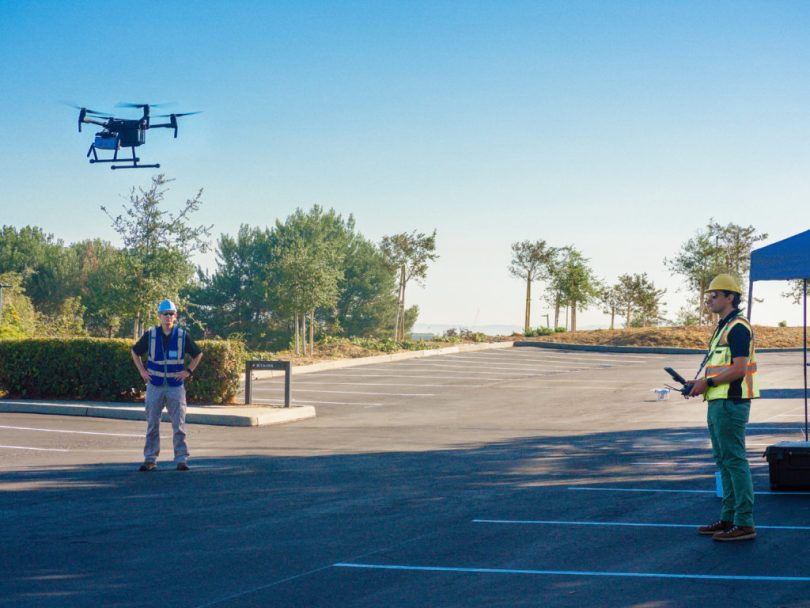 Photo of Drones Network Based Remote Identification