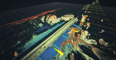 digital image of Underground Mining Transformed with ExScan