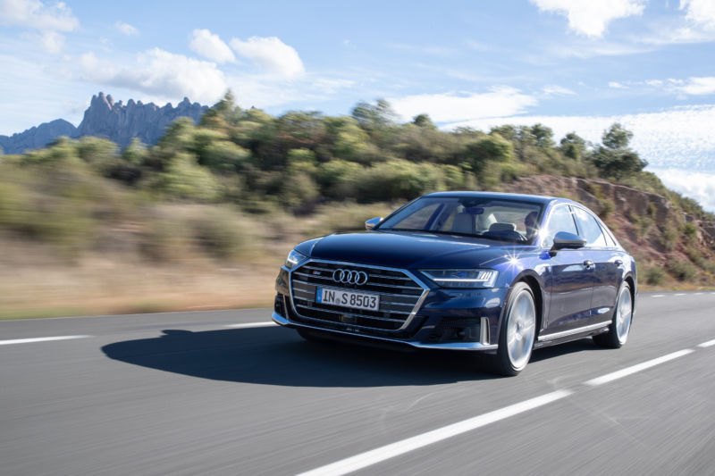 photo of Audi Tier 1 Bosch Announces Lidar Sensor