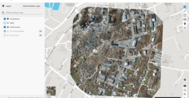 map image for Non-Profit Promotes UAS Safety