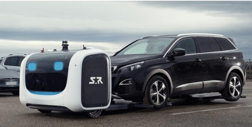 Photo of Autonomous Outdoor Parking Valet Uses Lidar