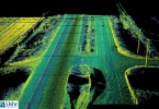 point cloud Roadway Expansion Uses Many Tools