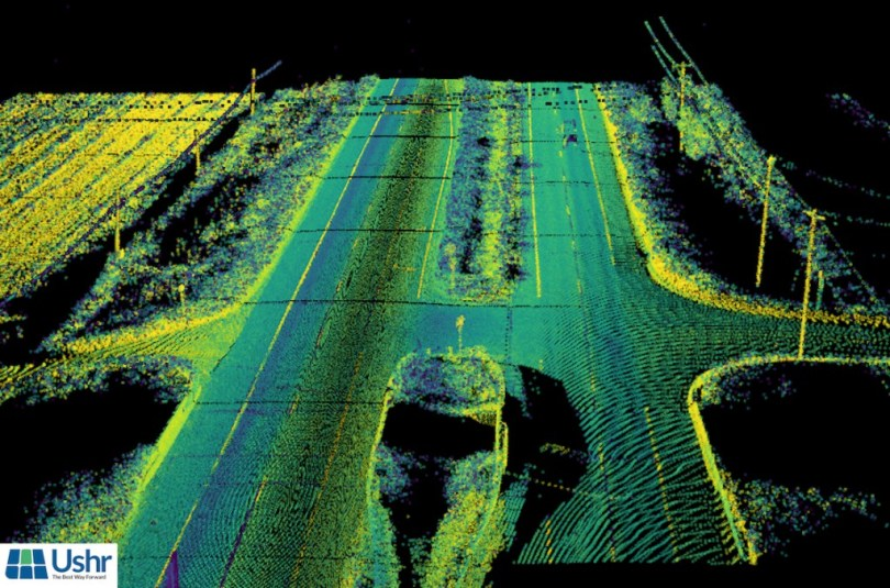 point cloud Blockchain technology May Be the Holy Grail
