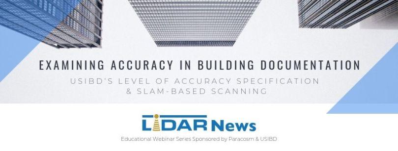Image of Webinar Airborne Lidar Industry is Setting the Standard