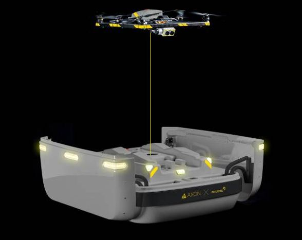 image of Tethered Drone Not Subject to FAA Part 107