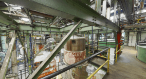 image of Production Facility Mods Supported with 3D Laser Scanning