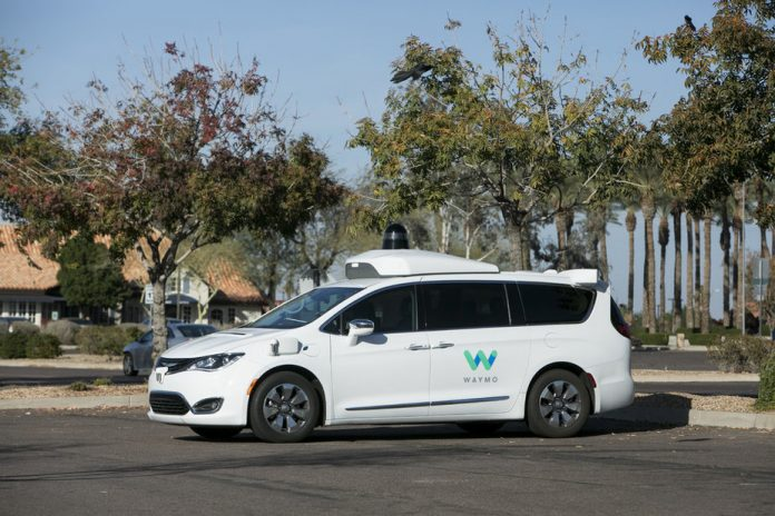 image of Driverless Taxi