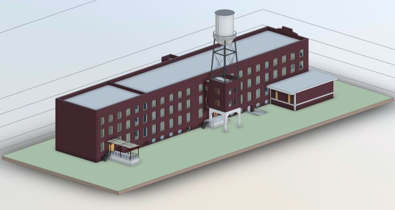 image of Indoor Mobile Mapping Documents Cigar Factory
