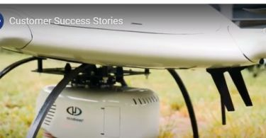 image of Microdrones Customer Success Story