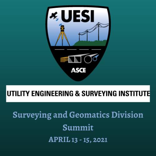 logo of ASCE UESI Virtual Summit is Next Week