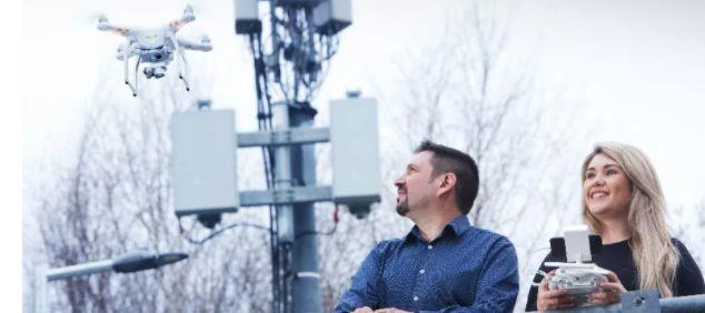 photo of Lidar Drones Virtualize 5G Mobile Sites