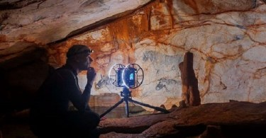 image of Cosquer Cave Artwork Preserved in 3D