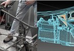 graphic of 3D Historic Restoration of Classic Cars