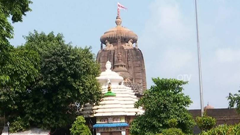 image of Lingaraja temple preserved in 3D