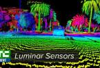 point cloud of The Commercial Future of Lidar is Safety