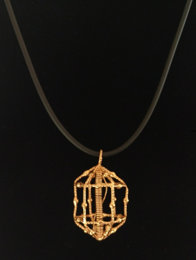 Light-Life Song of the Soul Pendant