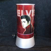 Elvis Presley: The Legend Lives on in a Table Lamp ...